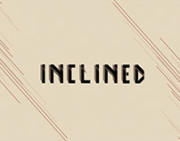 Inclined: A Modular Typeface