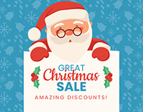 Crazy Christmas Offer: Save up to 50% OFF on Everything