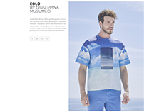 Eolo for CALEO Magazine