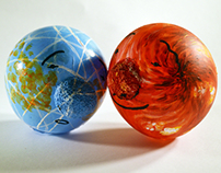 Planet Glass Toys