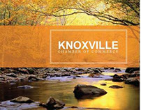 Knoxville Chamber of Commerce Folder
