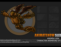 Character Animation Demo Reel 2012