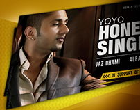 Yoyo Honey Singh Concert - Malaysia
