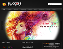 Success Ceramic | Digital Wall Manufacture Company