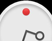 Reddit Time App Icon