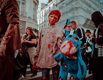 Zombie Walk Paris // 2019