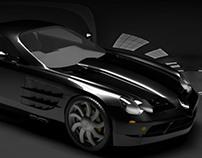 Slr McLaren & AE 86