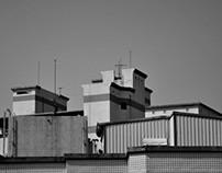 street Shot - The Hiding Castle in City