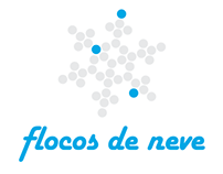 FLOCOS DE NEVE - redesign da marca e argumento