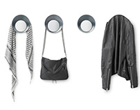 Ready Wall Hook & Mirror | NORMANN COPENHAGEN