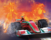 BAKU FORMULA 1 key visual