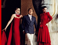 Valentino Master of Couture. For Somerset House