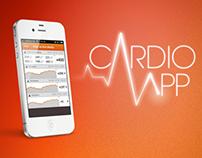 Social Cardio App