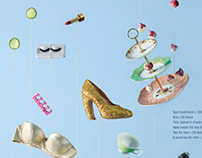 Avios. Anything Can Fly print campaign