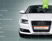 Audi Prima Scelta :plus minisite.