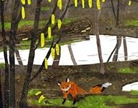 landscapes & environment illustrations