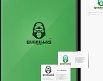 Corporate Identity «Guerillas»
