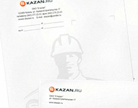Corporate Identity for the Web site «S Kazan»