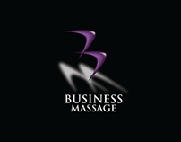 Business Massage Logo