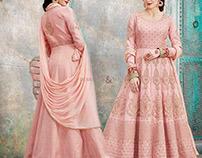 Hotted Designer Anarkali dresses By DesignersAndYou
