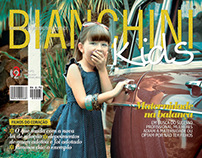 Revista Teste Bianchini Kids