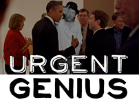 Urgent Genius Weekender Entry 2011 - Creeping Thom