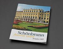 Schönbrunn anniversary brochure