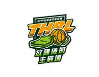 2018台灣高中籃球賽/LOGO設計