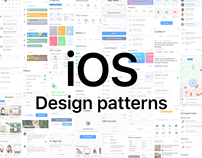 UI inspiration for iOS design patterns