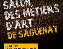 Salon des métiers d'art de Saguenay