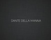 Dante Della Manna Brand + Site