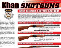 Century International Arms - Sales Sheet