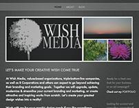Website for Wish Media