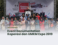 Koperasi dan UMKM Expo 2019