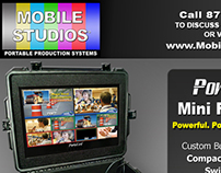 Mobile Studios Email Creative