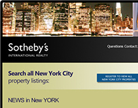 Sotheby's Online Newsletter