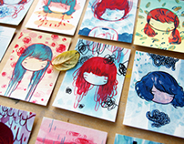 100 Little Paintings