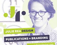 Self Promo // Julie Rea Design