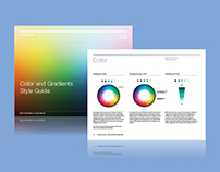 Cisco Color and Gradients Style Guide