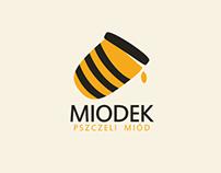 Logo Miodek