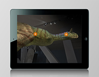 DINO VIEWERS iOS APPS — ROYAL ONTARIO MUSEUM