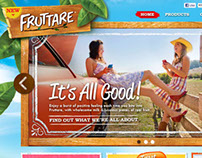 Fruttare Site Design
