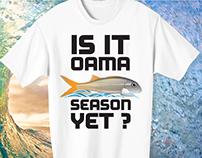 Is it Oama season yet ?