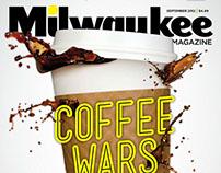 Milwaukee Magazine September 2012 Cover