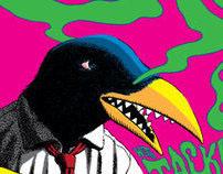 Black Crowes Concert Poster