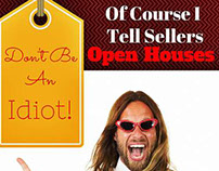 Why Do Real Estate Agents Hold Open Houses