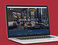 Design for Booking Hotels Website
