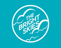 Branding for The Bright Skies