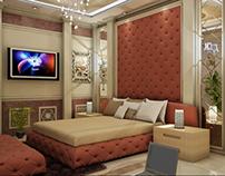 Cozy & Tight Bedroom