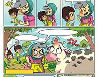 Grannny Fidda Comics _ Majid Magazine